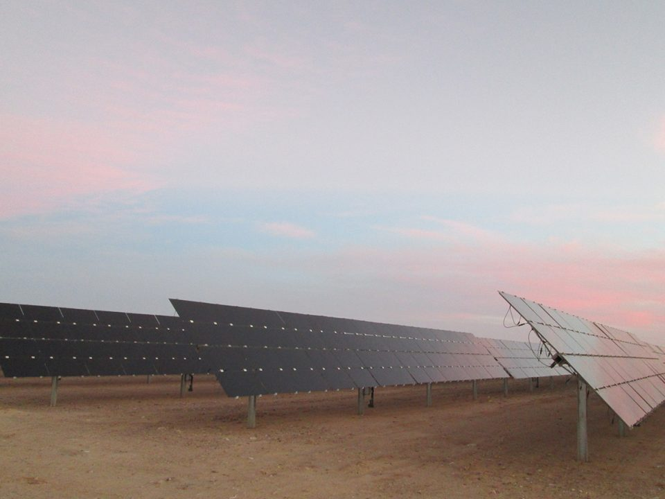 Owner's Engineer for 52 MW PV Plant with Tracker Mounting in Jordan